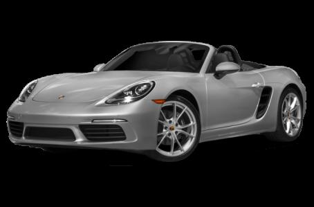 New 2018 Porsche 718 Boxster Exterior