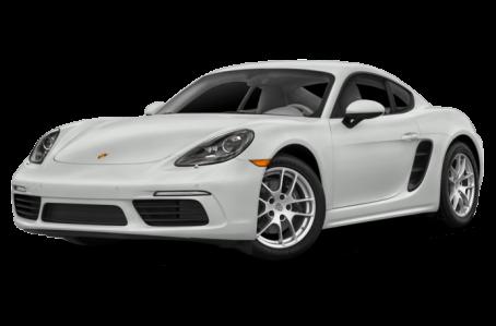2018 Porsche 718 Cayman Exterior