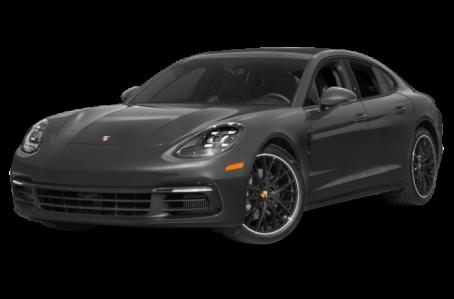 2018 Porsche Panamera Exterior