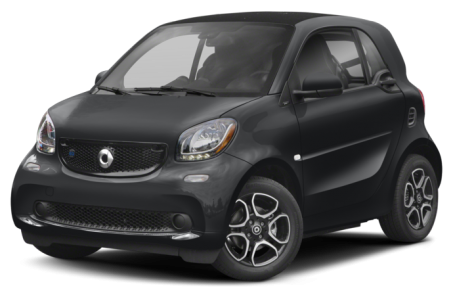 2018 smart fortwo electric drive Exterior