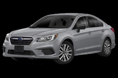2018 Subaru Legacy Exterior