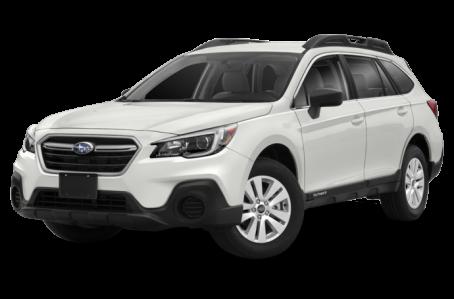 New 2018 Subaru Outback Exterior
