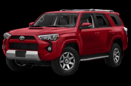 New 2018 Toyota 4Runner Exterior
