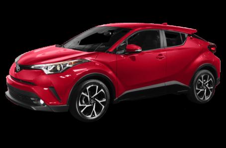 New 2018 Toyota C-HR Exterior