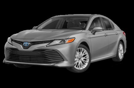 New 2018 Toyota Camry Hybrid Exterior