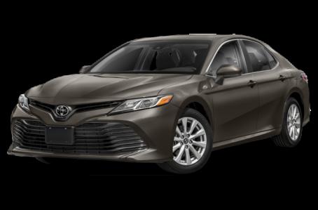 2018 Toyota Camry Exterior