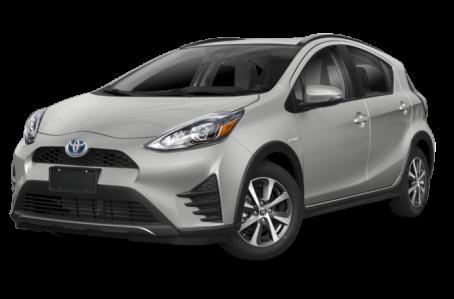 New 2018 Toyota Prius c Exterior