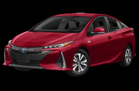 New 2018 Toyota Prius Prime Exterior