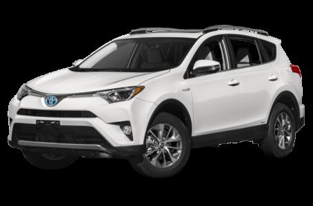 2018 Toyota RAV4 Hybrid Exterior