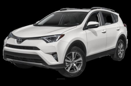 New 2018 Toyota RAV4 Exterior