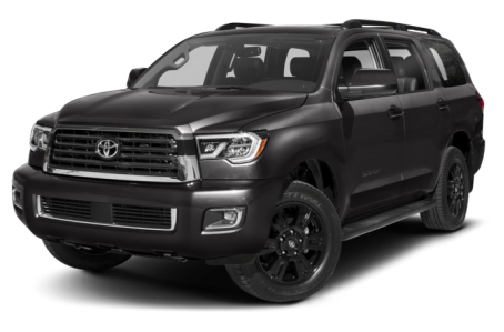 New 2018 Toyota Sequoia Exterior