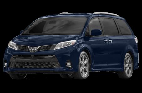 New 2018 Toyota Sienna Exterior