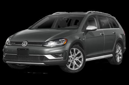 2018 Volkswagen Golf Alltrack Exterior