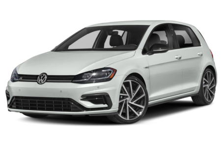 New 2018 Volkswagen Golf R Exterior