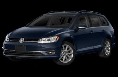 2018 Volkswagen Golf SportWagen Exterior