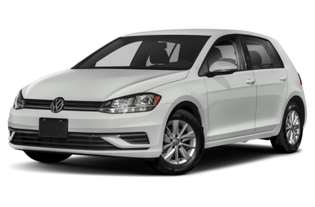New 2018 Volkswagen Golf Exterior