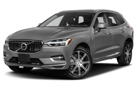 New 2018 Volvo XC60 Hybrid Exterior