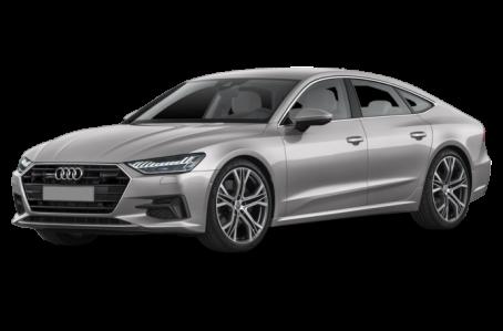New 2019 Audi A7 Exterior