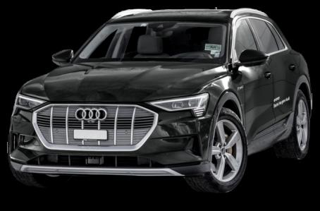 New 2019 Audi e-tron Exterior