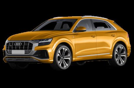 New 2019 Audi Q8 Exterior