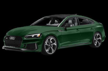 New 2019 Audi RS 5 Exterior