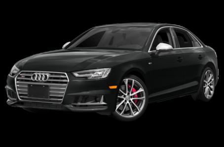 New 2019 Audi S4 Exterior