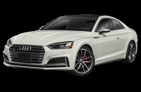 New 2019 Audi S5 Exterior