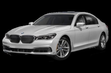 New 2019 BMW 750 Exterior