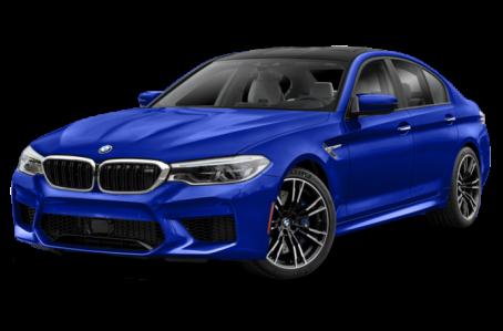 New 2019 BMW M5 Exterior