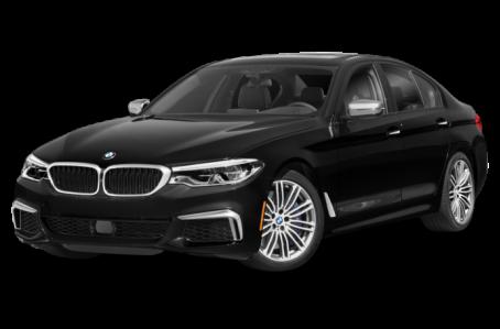 New 2019 BMW M550 Exterior