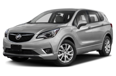 New 2019 Buick Envision Exterior