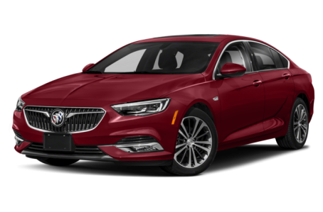 New 2019 Buick Regal Sportback Exterior