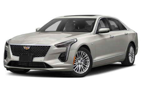 New 2019 Cadillac CT6 Exterior