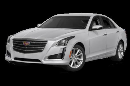 New 2019 Cadillac CTS Exterior