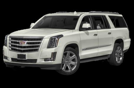 New 2019 Cadillac Escalade ESV Exterior