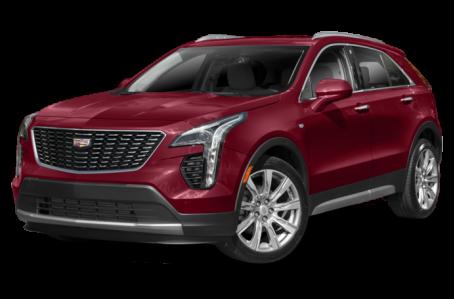 New 2019 Cadillac XT4 Exterior