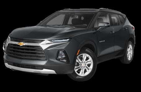 New 2019 Chevrolet Blazer Exterior