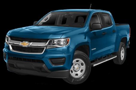 New 2019 Chevrolet Colorado Exterior