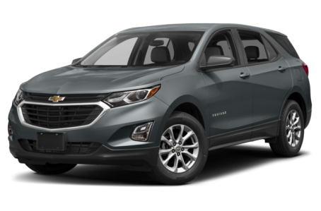 New 2019 Chevrolet Equinox Exterior
