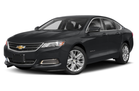 New 2019 Chevrolet Impala Exterior