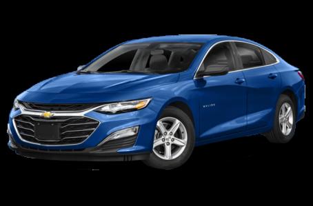 New 2019 Chevrolet Malibu Exterior