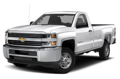 New 2019 Chevrolet Silverado 2500HD Exterior