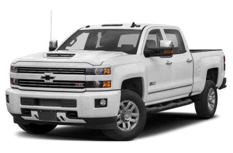 New 2019 Chevrolet Silverado 3500HD Exterior