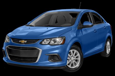 New 2019 Chevrolet Sonic Exterior