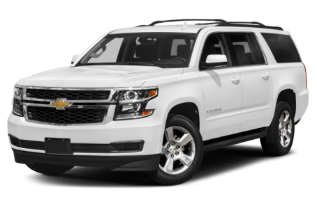 New 2019 Chevrolet Suburban Exterior