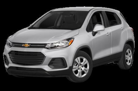 New 2019 Chevrolet Trax Exterior