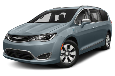 2019 Chrysler Pacifica Hybrid Exterior