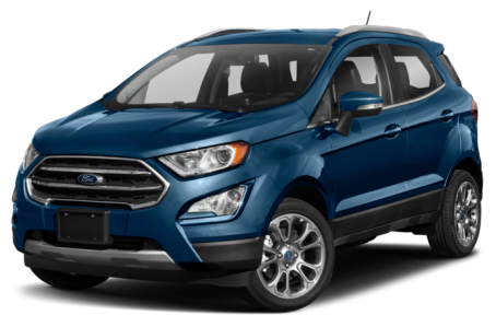 New 2019 Ford EcoSport Exterior