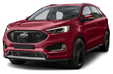 New 2019 Ford Edge Exterior