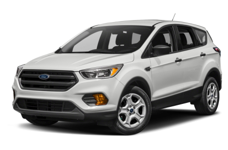 New 2019 Ford Escape Exterior